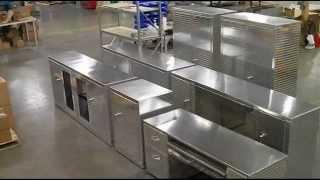 Garagepals.com - Set Of Garage Pals Base Cabinets, Desks, And Storage Cabinets