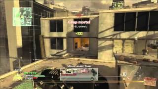 mw2 sniper gameplay francais.