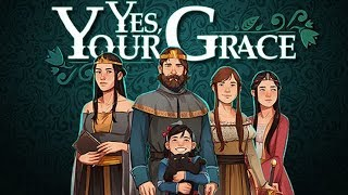 Yes, Your Grace - Fantasy Medieval Accountant Simulator