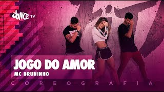 Jogo do Amor - Mc Bruninho | FitDance TV (Coreografia) Dance Video