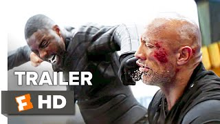 Hobbs & Shaw Trailer #1 (2019) | Movieclips Trailers