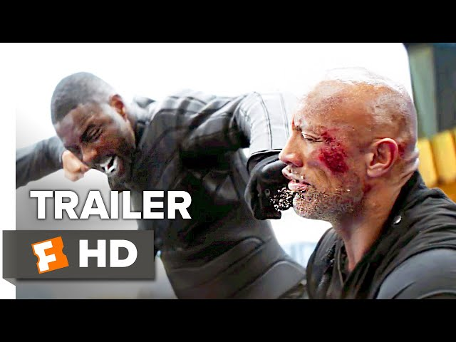 Hobbs & Shaw Trailer #1 (2019) | Movieclips Trailers