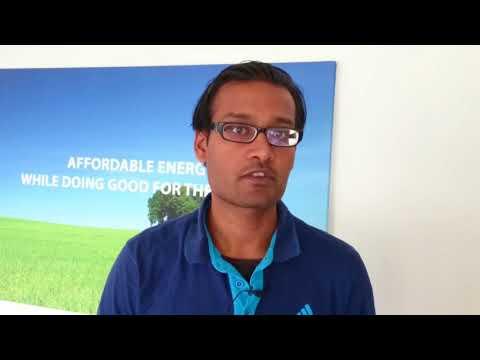 Munish Katiyar - Solar Engineer