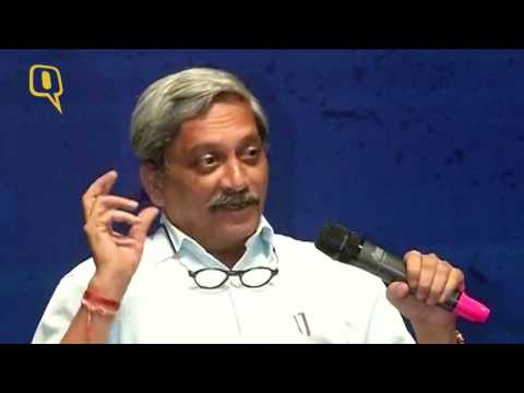 Manohar Parrikar Questions India's 'No-First-Use Nuclear' Policy