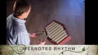Weenotes Rhythm - Sound clip