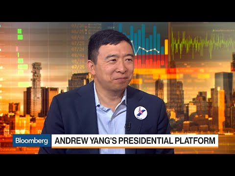 Democratic Presidential Candidate Andrew Yang's Three Big Policies