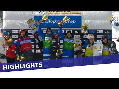 Perathoner and Visintin triumph in the Team SBX WC Moscow | Highlights