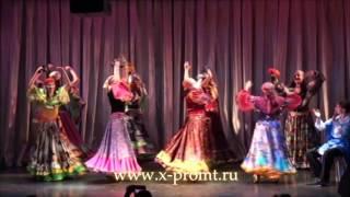 "Цыганский танец ""Кумушка"". Gypsy dance. Школа танцев ""Экспромт"" СПб"
