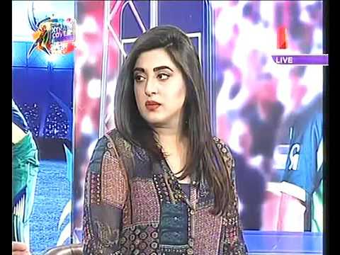 Xtra Cover Show with Salman Butt on ATV 26 February 2016 Part 1