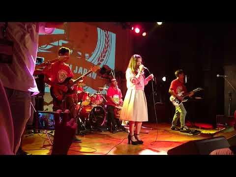 BPJS dangdut concert at charity concert on summer 2017 osaka