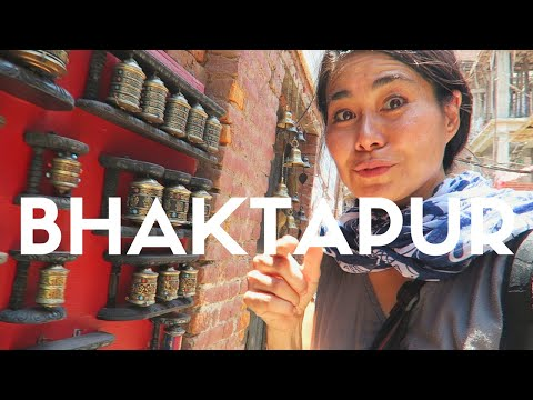 BHAKTAPUR TRAVEL GUIDE | Nepal Vlog