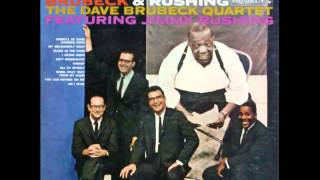 Jimmy Rushing & Dave Brubeck Quartet  Blues In The Dark