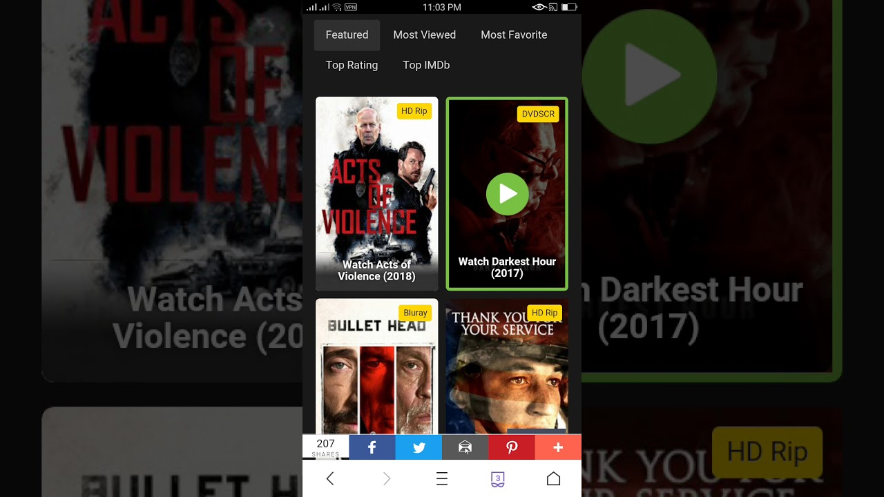 how to download movies on putlocker5movies using mobile phone