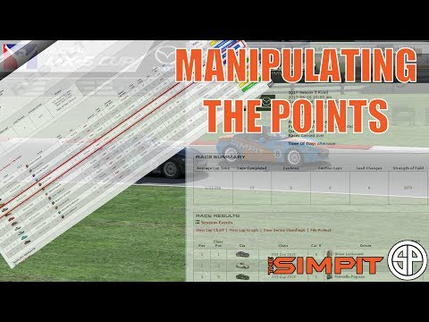 Manipulating The Points - Get The Most Out Of iRacing