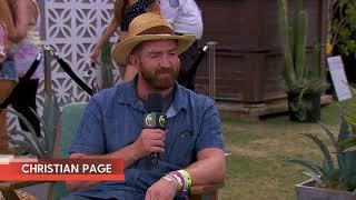 Chef Christian Page Interview - Coachella 2018