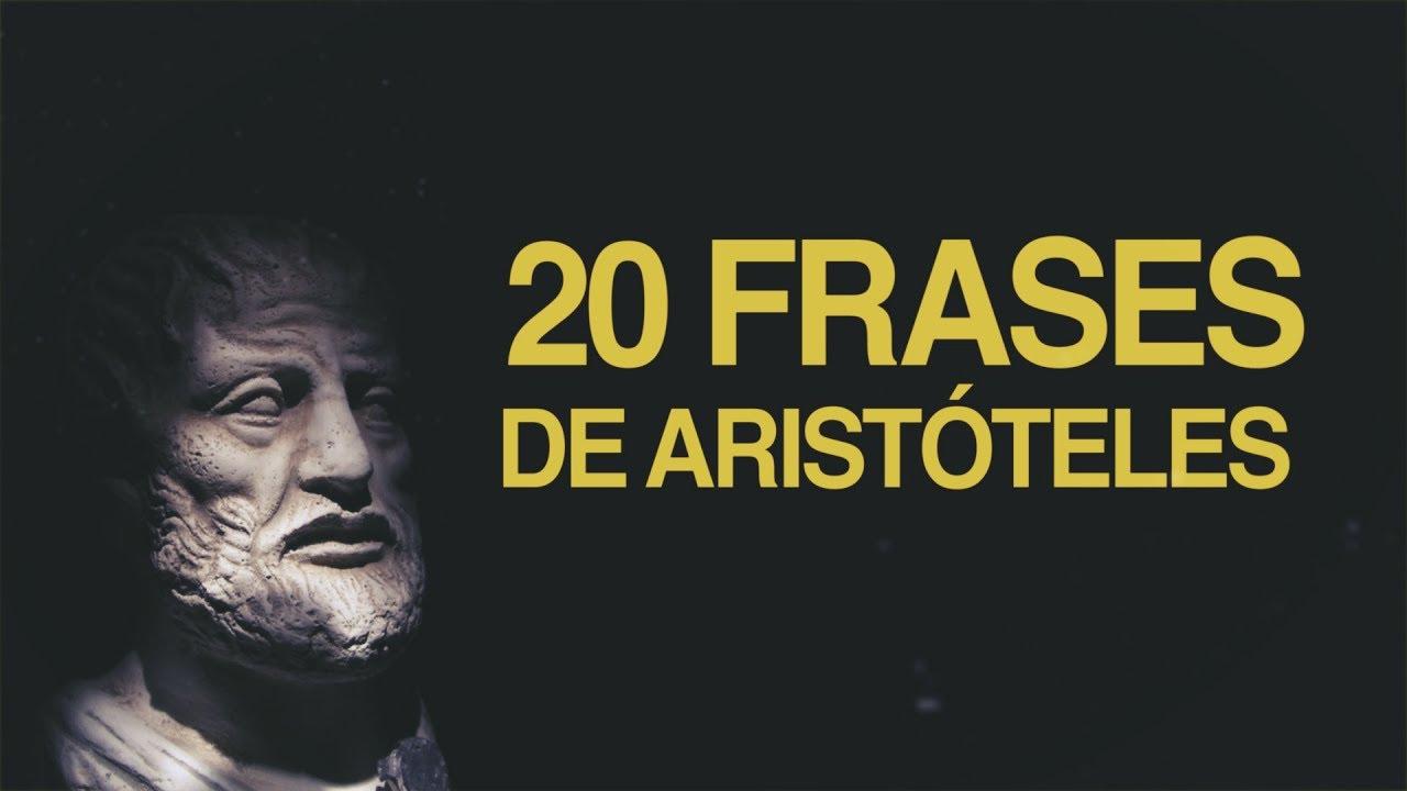 20 Frases De Aristóteles Para Acercarnos A Su Pensamiento
