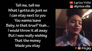 What I gotta do? @iv.jay (Lyrics)