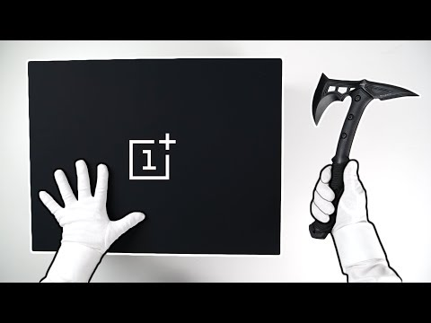"""OnePlus """"MYSTERY BOX"""" Unboxing [SOLD OUT] Call of Duty Mobile OnePlus 7 Pro Gameplay"""