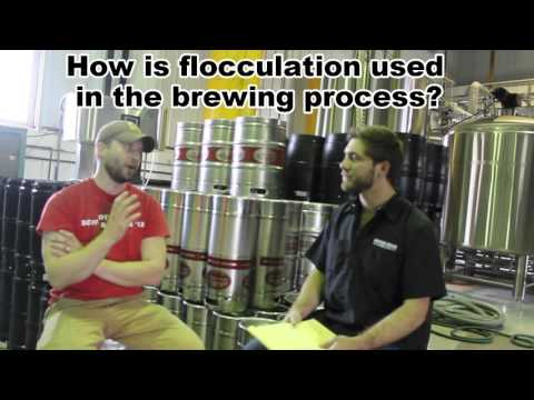 Yeast Flocculation in Breweries - Morgantown Brewing Company