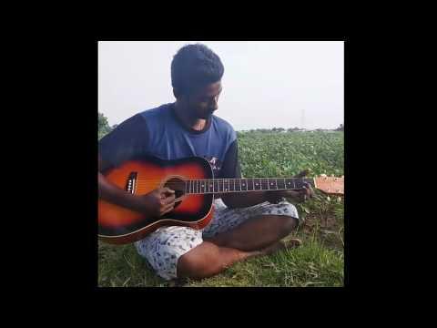 thandavam theme song in guitar simple tabs Thandavam Theme music