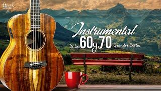 Lo Mejor De Los 60 y 70 - Los Paisajes y Lugares Mas Bellos Del Mundo Con Musica Relajante