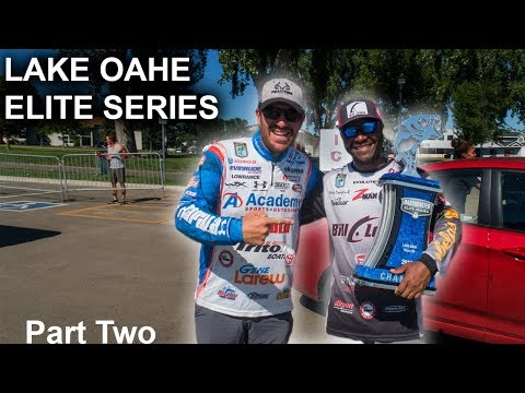 Lake Oahe Part 2/2 | Bass Elite Series | Wheeler Fishing Episode 17