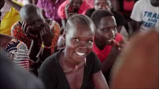 CRS帮助在乌干达的南苏丹难民