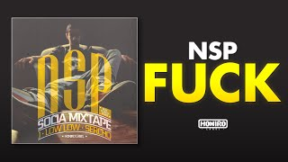 "Honiro Label presenta : NSP ""Fuck"" [prod. by DjRaw & 3D] Brano n.02..."