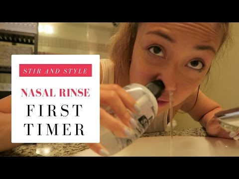 NeilMed Sinus Rinse: On the Hunt for Allergy Relief!! [Stir and Style Ep. 20]
