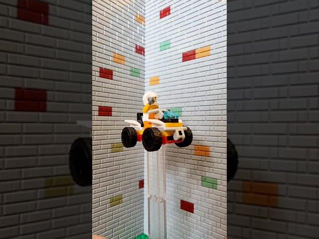 Lego City Magazine - Stunt Quad #shorts