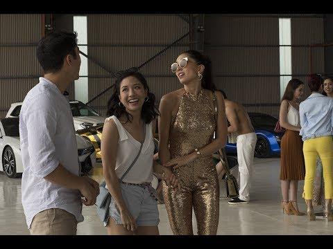 Crazy Rich Asians (2018) Trailer HD