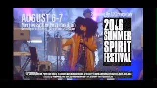 Summer Spirit Festival 2016   TV Spot 30 sec