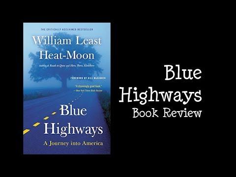 Travel memoir book review: Blue Highways, by William Least Heat-Moon
