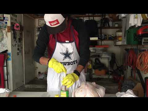 How To Inject A Turkey To Fry
