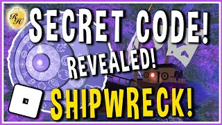 To redeem royale high codes, all you have to do is look for the codes button on your screen, click on it and you will be able to enter the royal high codes there. Secret Code In Lighthouse Quest Find The Shipwreck In Royale High Youtube