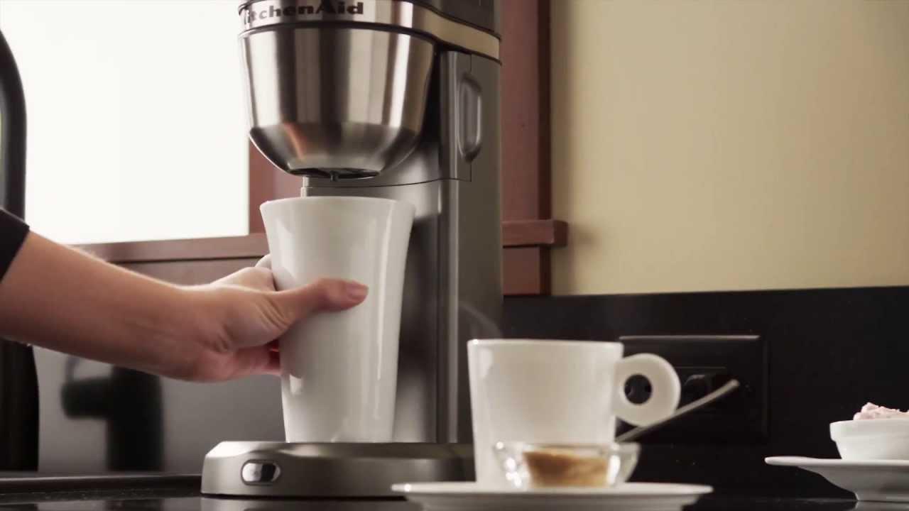 Personal Coffee Maker  KitchenAid  YouTube