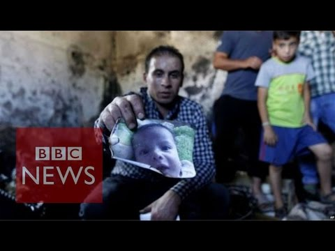 Palestinian fury as baby dies in 'Jewish settler' arson attack - BBC News