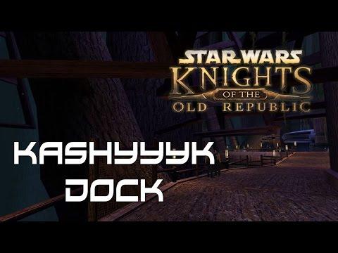 Star Wars: Knights of the old Republic - Kashyyyk Docks Ambiance