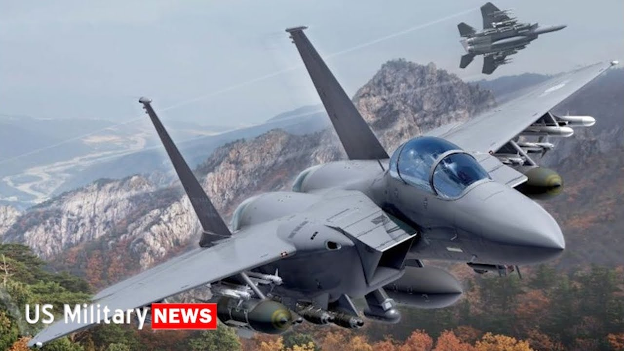 Download How Powerful is America's F-15 Eagle
