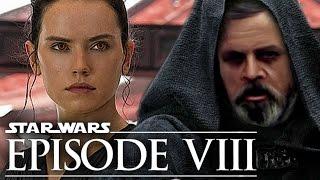 Star Wars Episode 8 Luke Skywalker and Rey Leaked Costume Descriptions