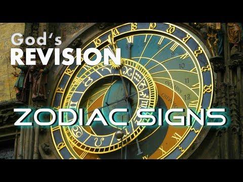 ZODIAC SIGNS EXPLAINED ❤️ GOD's REVISION ❤️ Great Gospel of John Volume 3 / 101...