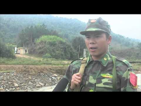(VTC14)_Tết xa nhà của những chiến sỹ biên phòng Sơn La