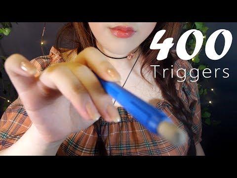 ASMR 400 Triggers