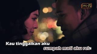 Repvblik - Aku Rela (Official Karaoke Music Video)