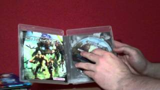 Unboxing Enslaved Collectors Edition PS3 German