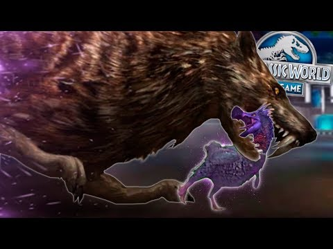 *VIP* MAX LVL HYAENODON VS DEATH DODO! - Jurassic World The Game - *WORLD BOSS BATTLE + FEEDING* HD