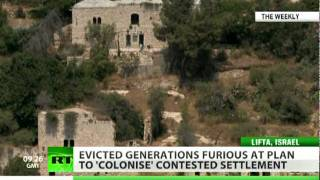 Luxury villas to replace ancient Arab village near Jerusalem