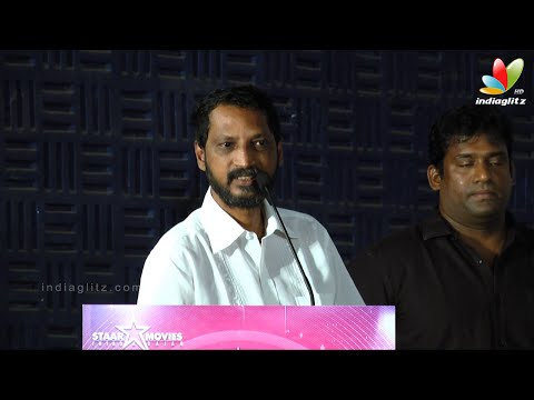 Na. Muthukumar Speech : I scored low marks in +2 because of Prashanth  | Saahasam Audio Launch