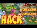 My Singing Monsters Hack Free Unlimited Coins and Diamonds Cheats