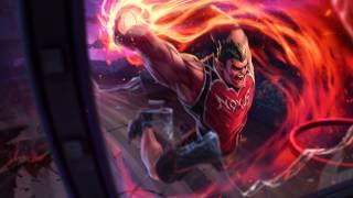 Voice - Dunkmaster Darius - New Legendary Skin